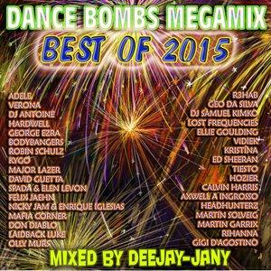 Dance Bombs MEGAMIX – Best of 2015 By DeejayJany