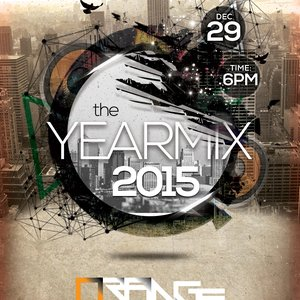 Yearmix 2015 – DJ Orange