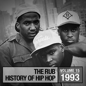 Brooklyn Radio – Hip-Hop History 1993 Mix