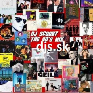 DJ Scooby – The 80's Mix vol. 1+2+3