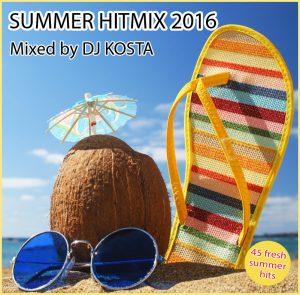 Dj Kosta – SUMMER HITMIX 2016
