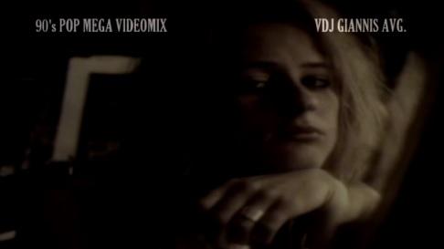 90's POP MEGA VIDEOMIX VDJ GIANNIS AVGOUSTINAKIS