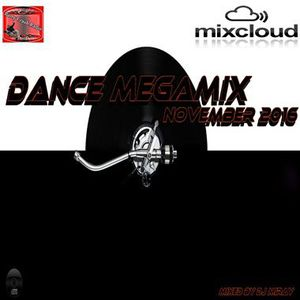 Dance Megamix November 2016 mixed by Dj Miray