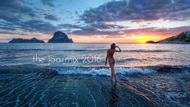 The Video Jaarmix 2016 – Maiky in da mix