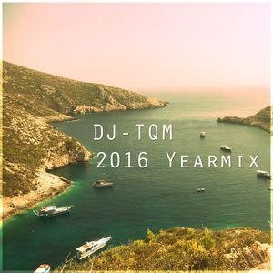 2016 Yearmix – Mixed by DJ-TQM