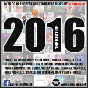 Samus Jay Presents – The 2016 Yearmix