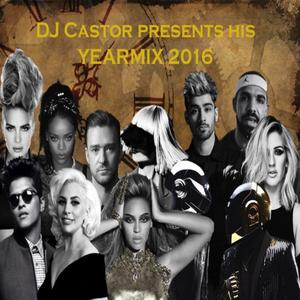 DJ Castor – Yearmix 2016