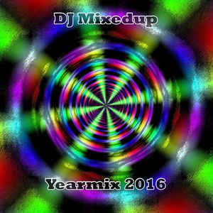 DJ Mixedup – Yearmix 2016