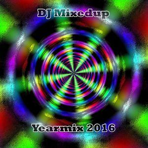 DJ Mixedup – Yearmix 2016