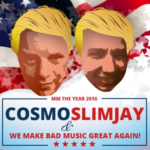 MM The Year 2016 # by Cosmo & Slimjay