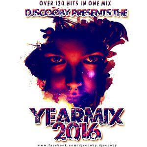 Dj Scooby – Yearmix 2016
