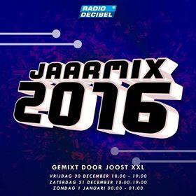 JoostXXL – Radio Decibel Video Jaarmix 2016