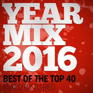 Yearmix 2016 – mixed by DJ RED