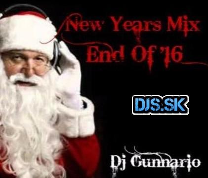 Dj Gunnario New Years Mix (End Of '16)