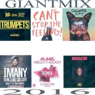 Giantmix 2016 – Maurice Banen