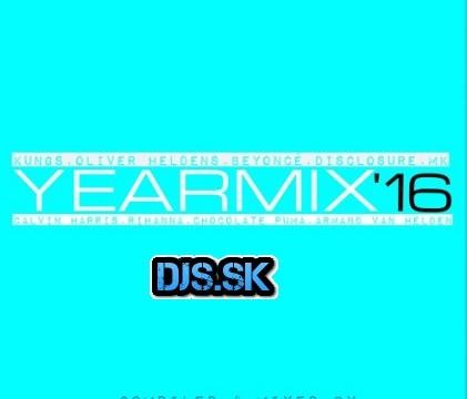 YEARMIX'16 mixed by Natan Khodakowsky