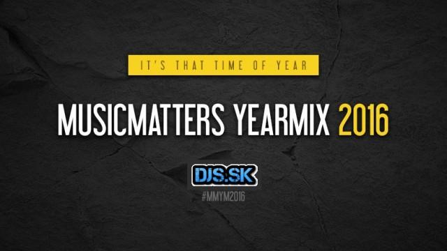 Musicmatters Yearmix 2016