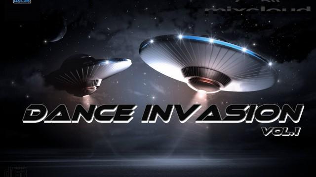 Dance Invasion Megamix Vol.1 mixed by Dj Miray
