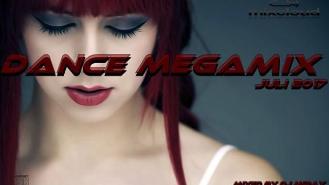 Dance Megamix July 2017 mixed by Dj Miray