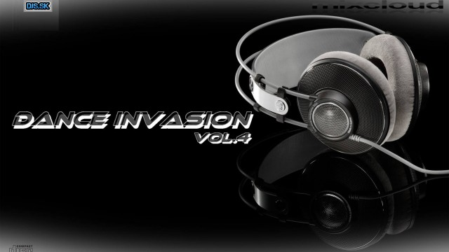 Dance Invasion Vol.4 mixed by Dj Miray