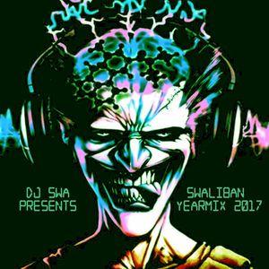 DJ Swa presents the Swaliban Yearmix 2017