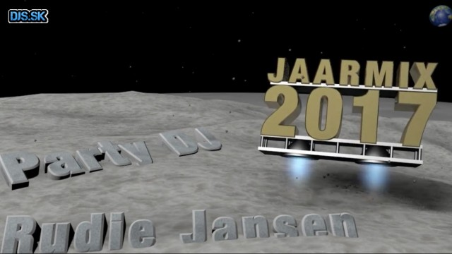Party Dj Rudie Jansen – Yearmix 2017