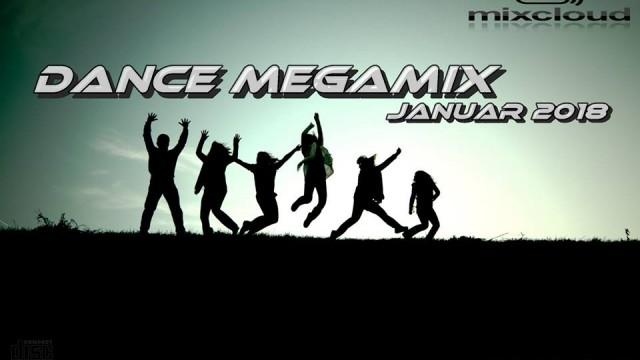 Dance Megamix Januar 2018 mixed by Dj Miray