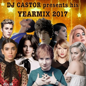 YEARMIX 2017 by DJ Castor
