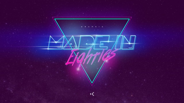 MiZU – Made in Eighties (80's )