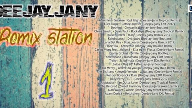 Deejay-jany – Remix Station 1 (Slovakia)