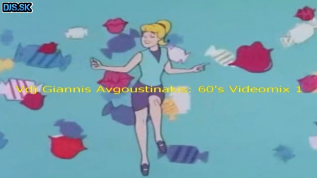 60's VIDEOMIX 1 (POP & ROCK n ROLL) VDJ GIANNIS AVGOUSTINAKIS