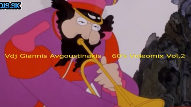 60's VIDEOMIX Vol.2 (Pop & Rock) VDJ GIANNIS AVGOUSTINAKIS