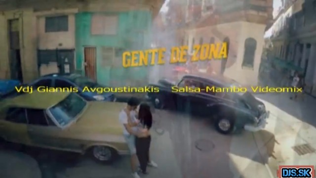 Salsa & Mambo Remixes Videomix – Vdj Giannis Avgoustinakis