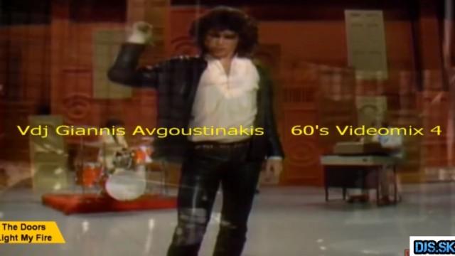 60's VIDEOMIX Vol.4 (Pop Rock) VDJ GIANNIS AVGOUSTINAKIS