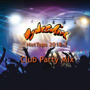 HotTops 2018-1 / Club Party Mix – DJ Netmix