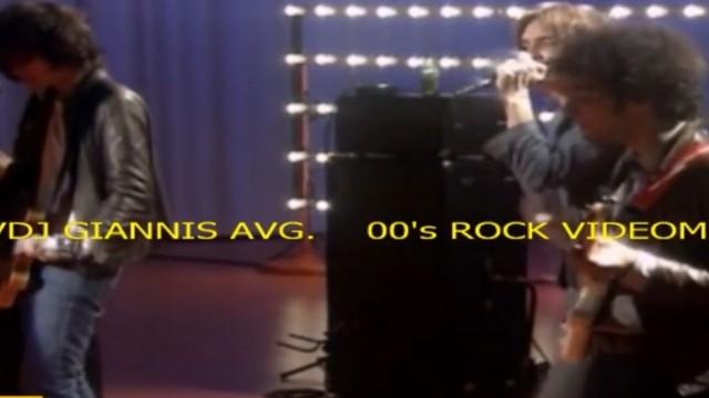 00's Rock Video Mix Set (108-56 BPM) – Vdj Giannis Avgoustinakis