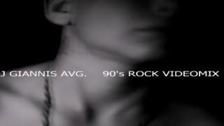 90's Rock VideoMix Set – Vdj Giannis Avgoustinakis