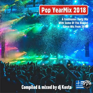 POP YEARMIX 2018 By Dj Kosta