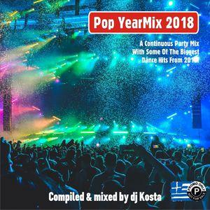 POP YEARMIX 2018 By Dj Kosta