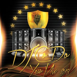 Yearmix 2018 by Coen Donders aka DJ CodO