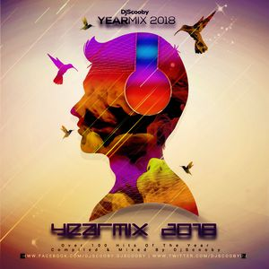 Dj Scooby – Yearmix 2018