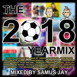 Samus Jay Presents – The Yearmix 2018