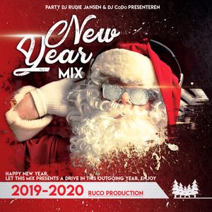 DJ CodO & Party DJ Rudie Jansen presents: Yearmix 2019