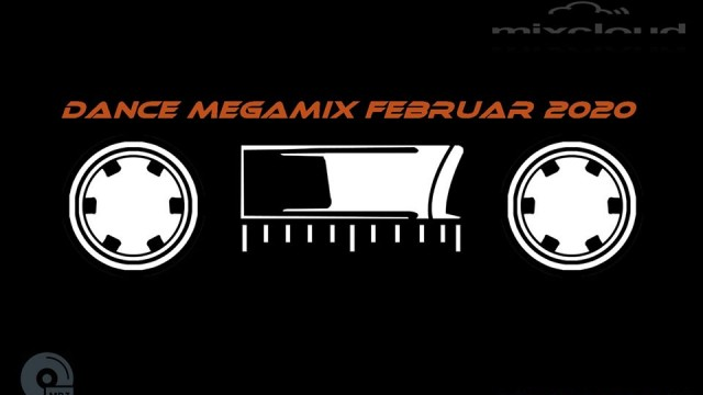 Dance Megamix Februar 2020 mixed by Dj Miray