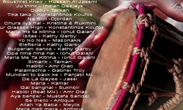 Oriental Rhythms Mixed by DJ Dan NT