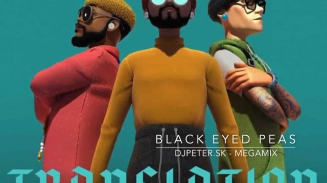 DJ PETER.sk – Black Eyed Peas megamix