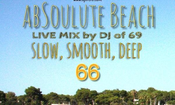 AbSoulute Beach 66 – DJ of 69