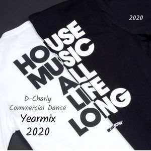 D-Charly – Commercial Dance Yearmix 2020