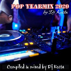 POP YEARMIX 2020 By DJ Kosta