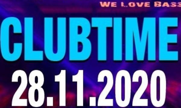BC Clubtime vom 28.11.2020 mit X-Traxx -DJ Wolle auf Bass-Clubbers.eu